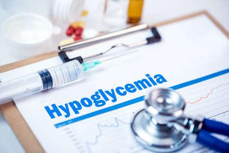 deficiency: Medical Concept: Hypoglycemia