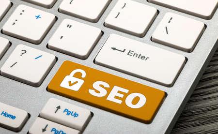 search engine optimization button on keyboard