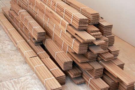 New construction - hardwood floor