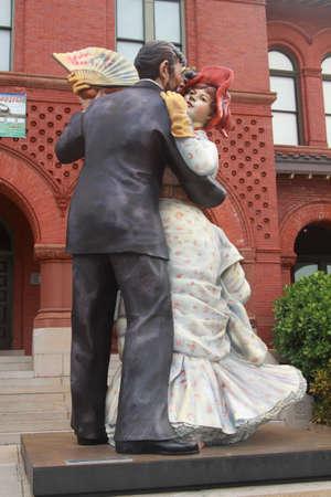 Monument à Key West Banque d'images - 24554542