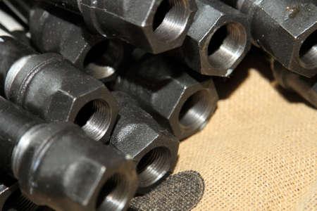 Les tuyaux de plomberie - construction Banque d'images - 38200596