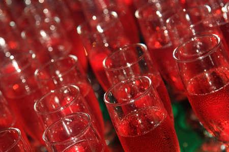 Fond de verres à la limonade Banque d'images - 73870920