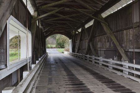 Mohawk Covered Bridge