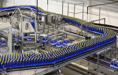 A drinks bottling plant in Estonia LANG_EVOIMAGES