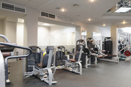 Fitness Center Equipment LANG_EVOIMAGES