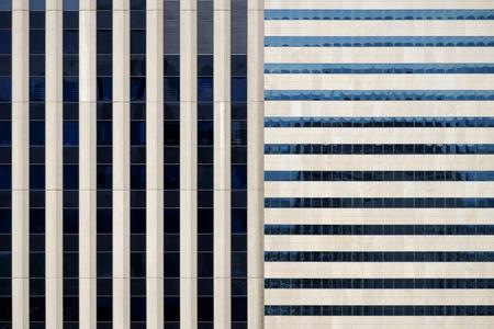 Windows on modern building Banco de Imagens - 102038221