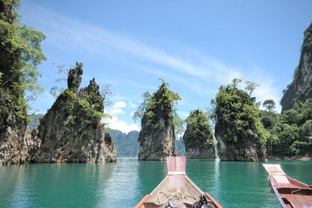 delito: delito cruceros de la orilla del lago. En el sur de Tailandia