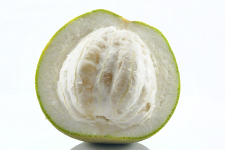 pomelo: Pomelo or Grapefruit for for health benefits. Stock Photo