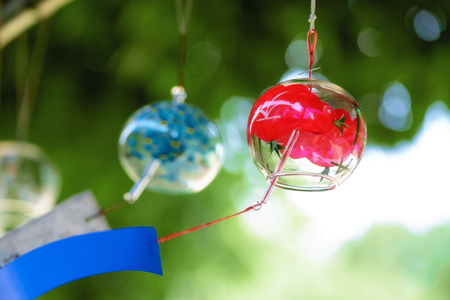 Summer wind chime