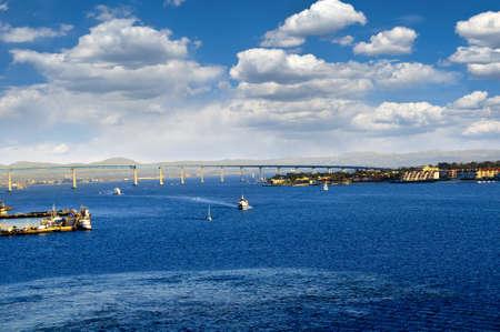 Coronado Bay Bridge San Diego, California