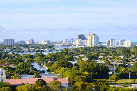 Downtown Fort Lauderdale and vacation homes in Florida photo