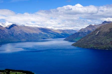 wakatipu: Lake Wakatipu Queenstown New Zealand