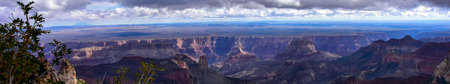 Banner of the Grand Canyon at the North Rim.