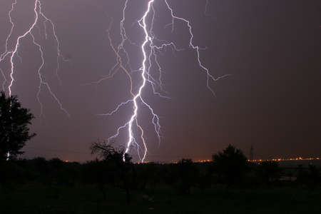 Highveld Thunderstorm photo