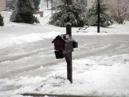 Mailbox Stock Photo - 7023039