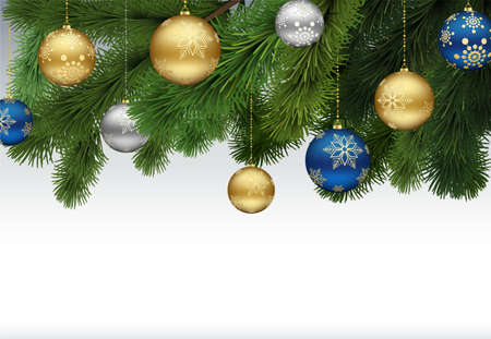 christmas card background: Christmas Card.