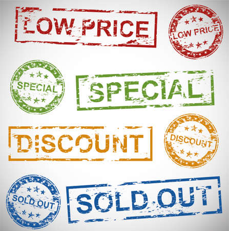 office product: Rubber Stamps for Promotions