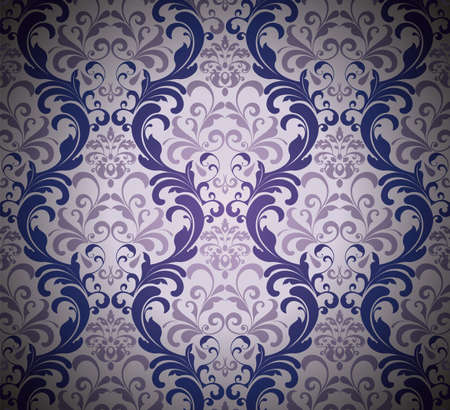 Royal Wallpaper  Stock Vector - 12809897