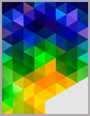 geometria: Fondo geom�trico abstracto Vectores