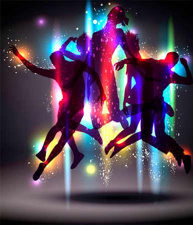 danza: Parte de fondo