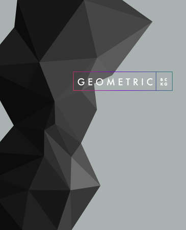 Geometric Background Vettoriali