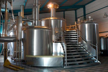 malto d orzo: fabbrica di birra
