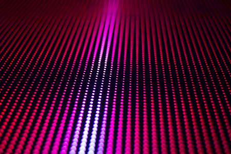 musik: smd led screen display with abstract color picture