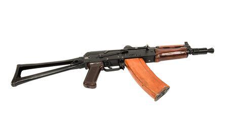 Russian machine gun Stock Photo