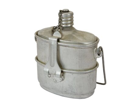 issued: Russian Military issued cooking pot
