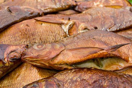 Smoked fish Stock Photo - 6592061