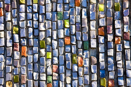 Abstract mosaic background Stock Photo - 8101642