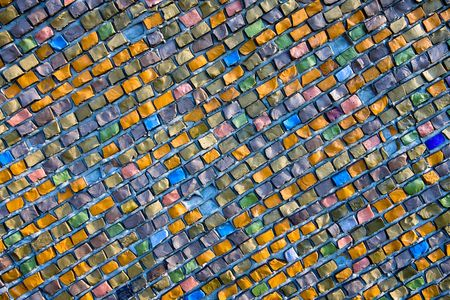 Abstract mosaic background Stock Photo - 8101650
