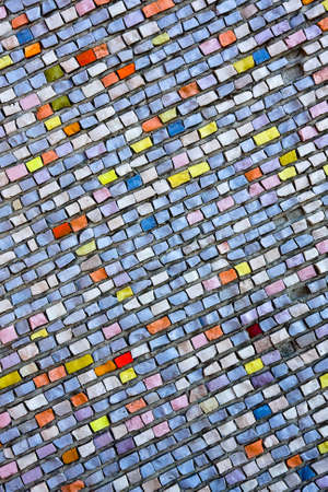 Abstract mosaic background Stock Photo - 8101644