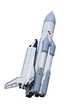 Raumschiffs Buran  Standard-Bild - 9555572