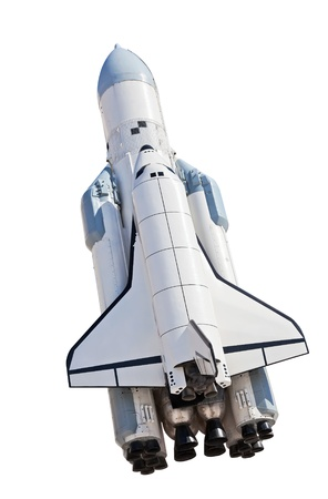 Spaceship Buran  photo