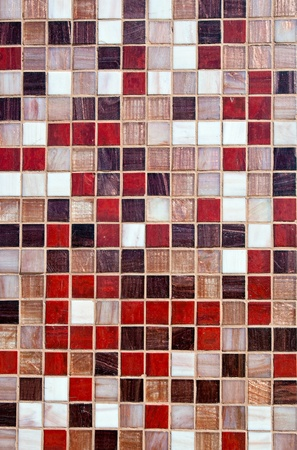 checkers: Abstract mosaic background Stock Photo