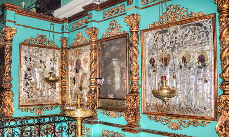 sanctity: Ancient icons in the Russian Orthodox Church Editorial