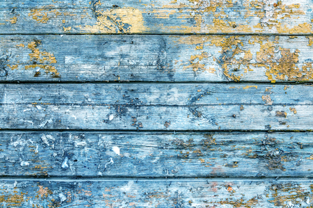 Wooden boards with natural patterns as background texture