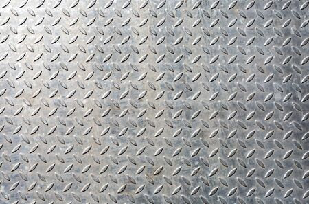 Metal background as creative texture close up