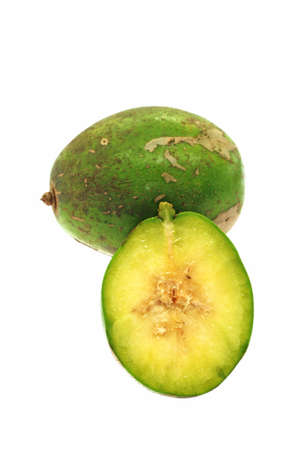 tahitian: Tahitian Apples Stock Photo