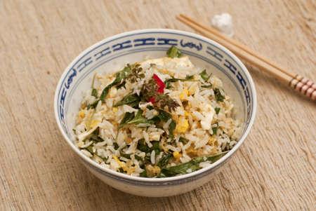 Basil Fried Rice photo