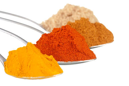 curry: Spices