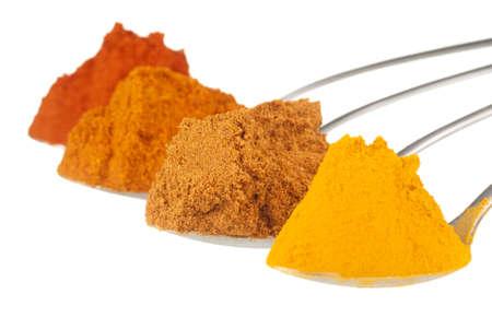dried spice: Especias Foto de archivo