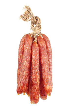 cured: Cured Pork Sausages