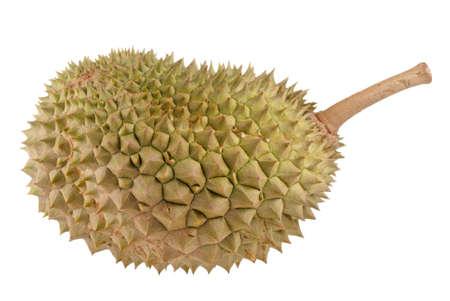overpowering: Durian Stock Photo