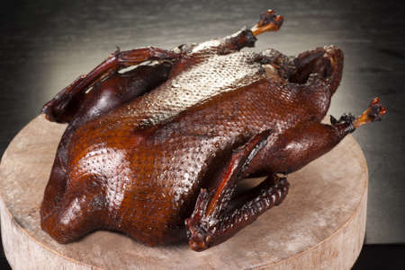 braised: Chinese Lor Duck Marinated with Dark Soy Sauce