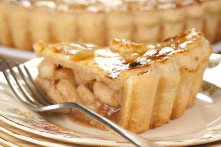 pastel de manzana: Recién horneado Apple Pie