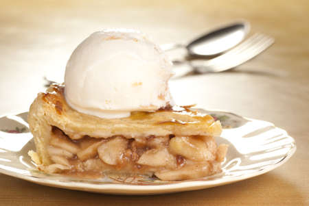 pie de manzana: Apple Pie Ala Mode