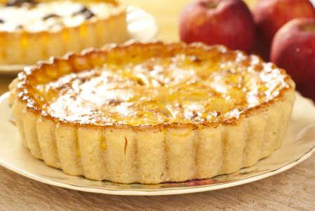 Freshly Baked Apple Pies Stock Photo - 14732243