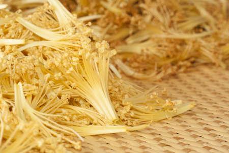 stigmate: La stigmatisation Durian utilis�s comme ingr�dients exotiques Salade au Sarawak, en Malaisie